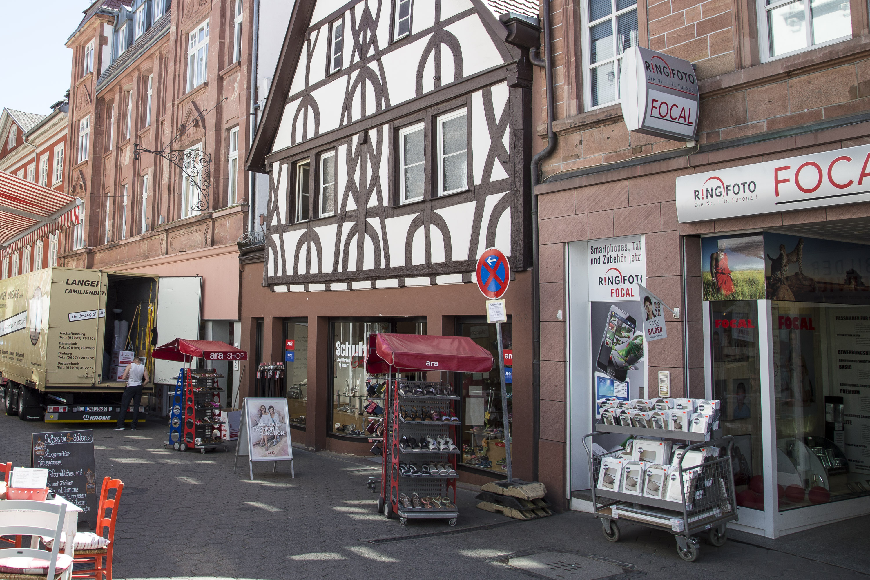 Schuh Galerie – NordWestZentrum Frankfurt
